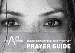 A21 Prayer Guide