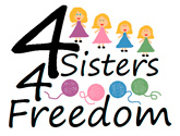4 Sisters 4 Freedom logo