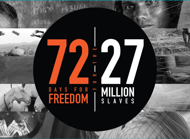 72 Days for Freedom