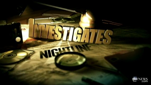 ABC Nightline Investigates screenshot