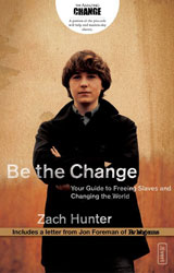 Be the Change book cover image