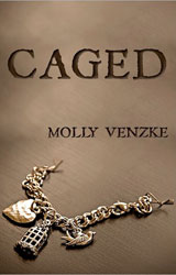 Caged book cover image