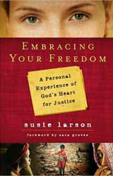 Embracing Your Freedom book cover image