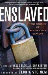 Enslaved book cover image