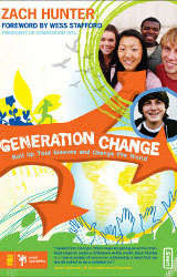 Generation Change book cover image