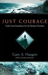 Just Courage book cover image