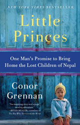 Little Princes book cover image