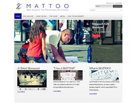 MATTOO website screenshot