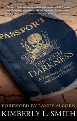 Passport Through Darkness book cover image