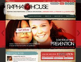Rapha House website screenshot