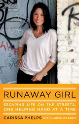 Runaway Girl book cover image