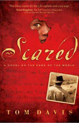 Scared book cover image