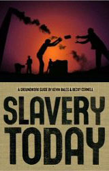 Slavery Today book cover image