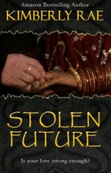 Stolen Future book cover image