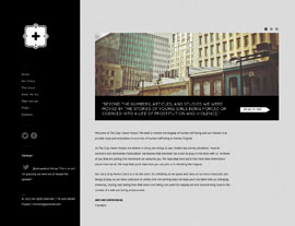 The Gray Haven Project website screenshot