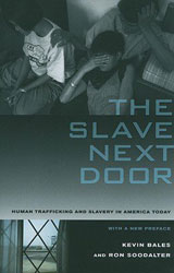 The Slave Next Door book cover image