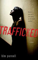 Trafficked book cover image