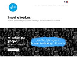 eLiberare website screenshot