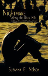 Nightmare Along the River Nile book cover image