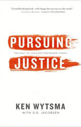 Pursuing Justice book cover image