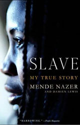 Slave book cover image