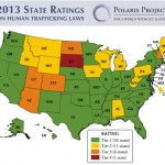 Polaris Project's 2013 State Ratings on Human Trafficking Laws