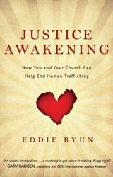 Justice Awakening book cover image
