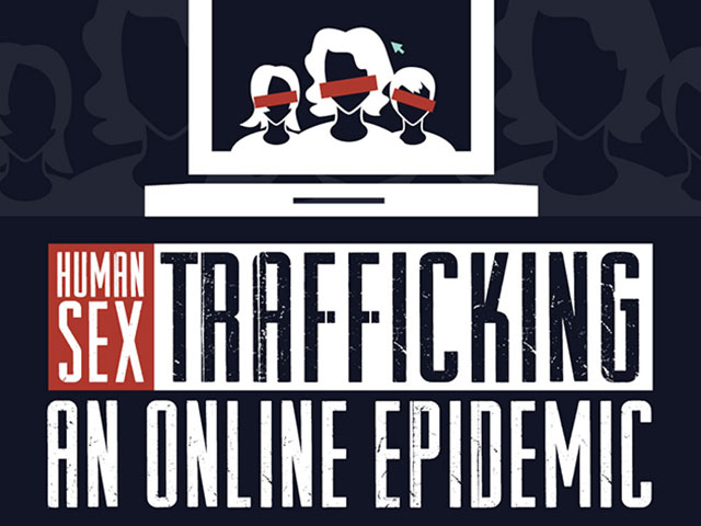 Human Sex Trafficking: An Online Epidemic