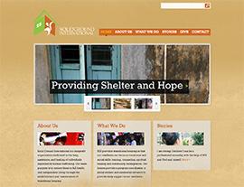 Solid Ground International website screenshot